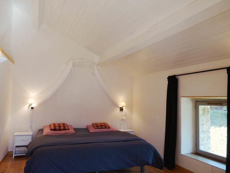 Hébergement avec lit exta large dans le Vercors