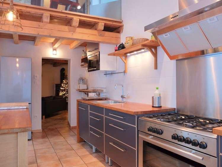 location de vacances avec cuisine tout équipée dans le Vercors
