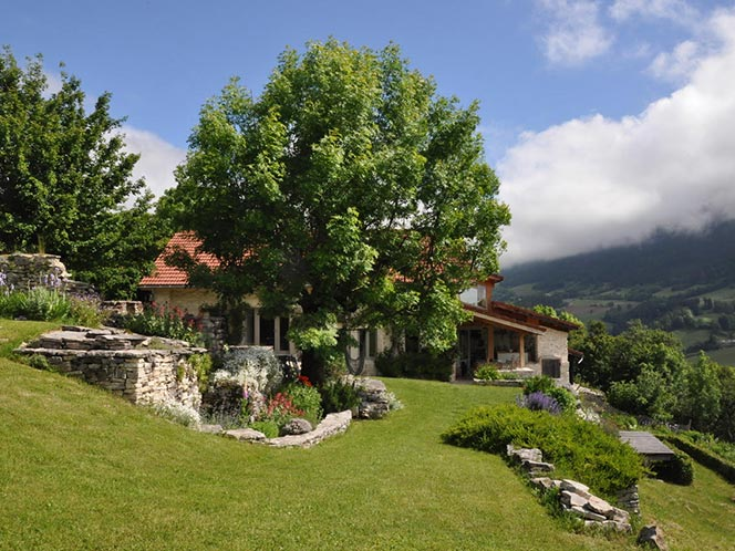 Holiday rental with southern exposure in the Vercors