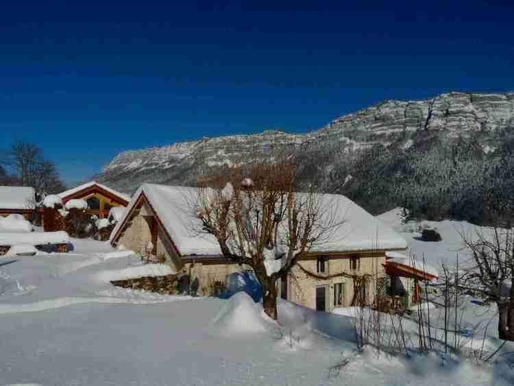 Belle location de vacances près de Villard de lans