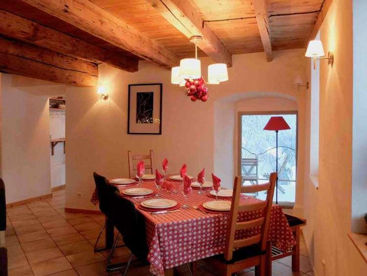 Livingroom lodge Vercors